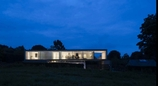 Hurst House, projekt John Pardey Architects/ Ström Architects